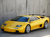Lamborghini Diablo VT 6.0 2000–01 wallpapers