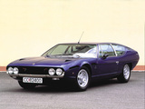 Lamborghini Espada 400 GTE (Series II) 1969–72 wallpapers