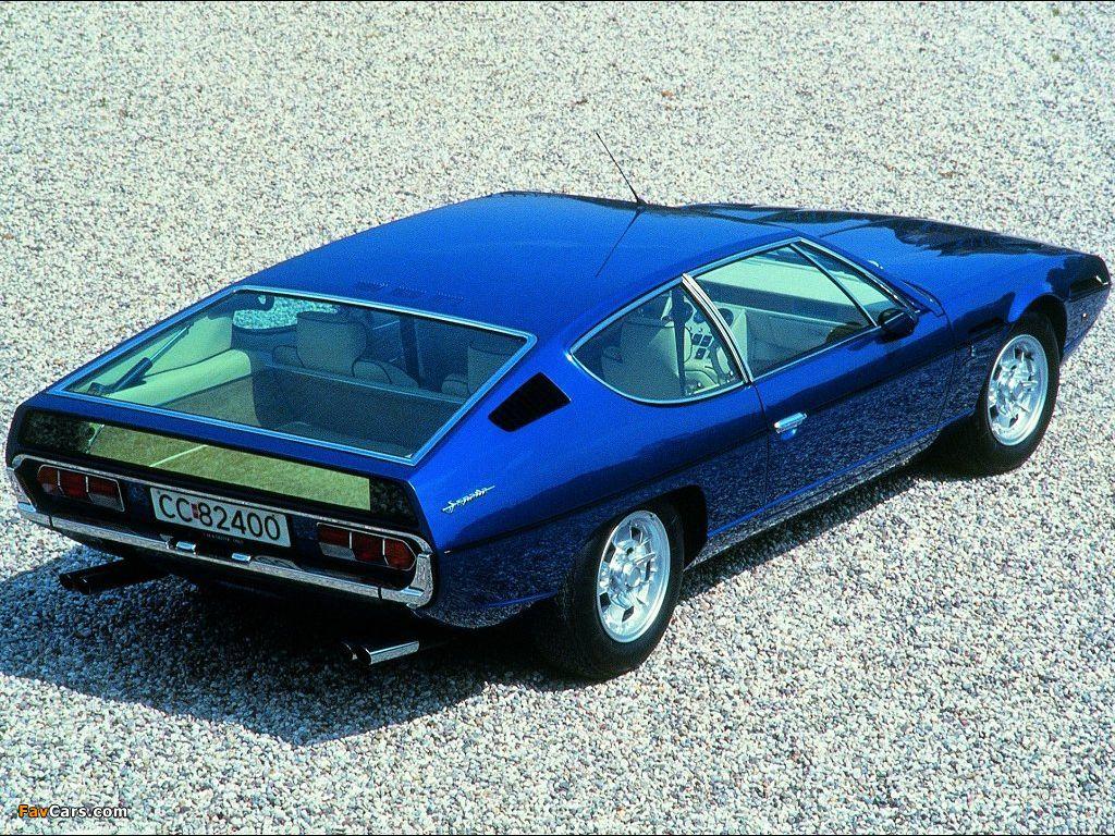 Pictures Of Lamborghini Espada 400 Gte Series Ii 1969 72 1024x768