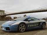 Images of Lamborghini Gallardo Polizia 2004