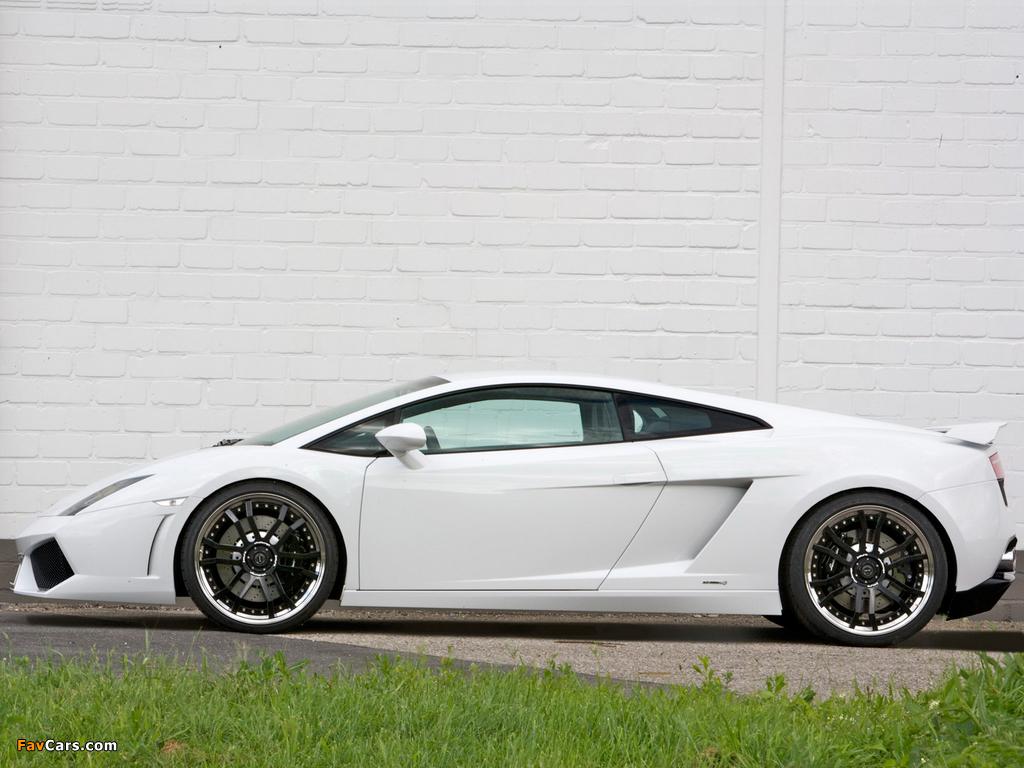 Images of IMSA Lamborghini Gallardo LP560-4 2008 (1024 x 768)
