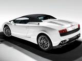 Images of Lamborghini Gallardo LP 560-4 Spyder 2008–12