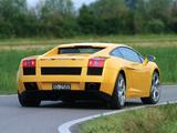 Lamborghini Gallardo 2003–08 pictures