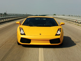 Lamborghini Gallardo 2003–08 wallpapers