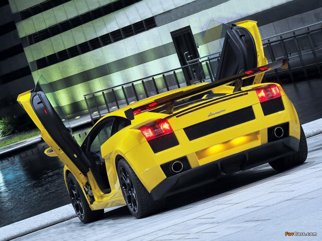 Bf Performance Lamborghini Gallardo 2004 08 Wallpapers