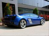 ItalCarDesign Lamborghini Gallardo Le Mans 2005 wallpapers