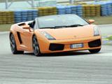 Lamborghini Gallardo Spyder 2006–08 photos
