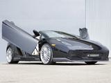 Hamann Lamborghini Gallardo Spyder 2006 pictures