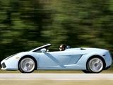 Lamborghini Gallardo Spyder 2006–08 pictures