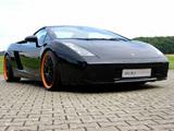 Edo Competition Lamborghini Gallardo Spyder 2007–08 photos