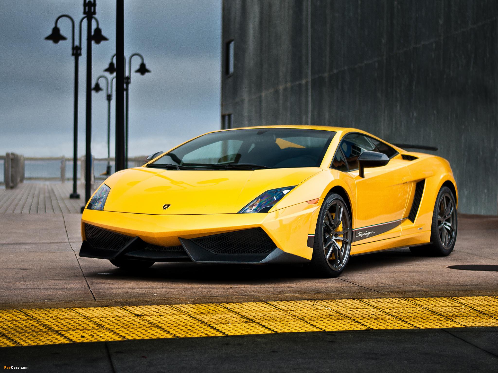 спортивный автомобиль желтый Lamborghini sports car yellow загрузить