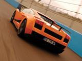 Lamborghini Gallardo Superleggera 2007–08 pictures