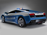 Lamborghini Gallardo LP 560-4 Polizia 2008–12 wallpapers
