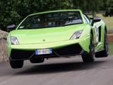 Lamborghini Gallardo LP 570-4 Superleggera UK-spec 2010–12 images