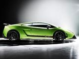 Lamborghini Gallardo LP 570-4 Superleggera 2010–12 photos