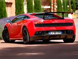 Lamborghini Gallardo LP 570-4 Super Trofeo Stradale 2011–12 photos
