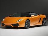 Lamborghini Gallardo LP 560-4 Bicolore 2011–12 wallpapers