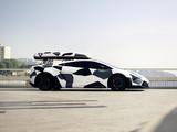 DMC Lamborghini Gallardo Neve Veloce 2011 wallpapers