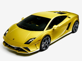 Lamborghini Gallardo LP 560-4 2012–13 photos