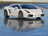 Photos of Lamborghini Gallardo 2003–08