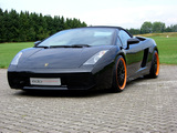 Photos of Edo Competition Lamborghini Gallardo Spyder 2007–08