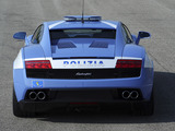 Pictures of Lamborghini Gallardo LP 560-4 Polizia 2008–12