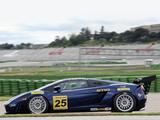 Lamborghini Gallardo GT3 2006–09 wallpapers