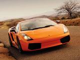 Lamborghini Gallardo Superleggera 2007–08 wallpapers