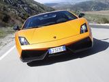 Lamborghini Gallardo LP 570-4 Superleggera 2010–12 wallpapers