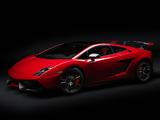 Lamborghini Gallardo LP 570-4 Super Trofeo Stradale 2011–12 wallpapers