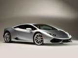 Lamborghini Huracán LP 610-4 US-spec (LB724) 2014 photos