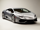 Lamborghini Huracán LP 610-4 US-spec (LB724) 2014 photos