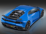 Novitec Torado Lamborghini Huracán LP 610-4 N-Largo (LB724) 2015 images