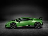 Lamborghini Huracán Performante (LB724) 2017 pictures