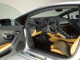 Photos of Lamborghini Huracán LP 610-4 US-spec (LB724) 2014
