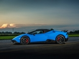 Pictures of Lamborghini Huracán 800 Supercharged Spyder O.CT Tuning (LB724) 2017