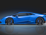 Novitec Torado Lamborghini Huracán LP 610-4 N-Largo (LB724) 2015 wallpapers