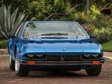 Lamborghini Jarama 400 GT US-spec 1970–72 pictures