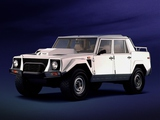 Images of Lamborghini LM002 1986–90