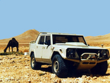 Lamborghini LM004 1984 wallpapers