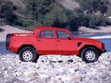 Lamborghini LM002 1986–92 photos
