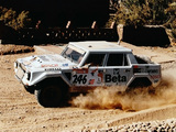 Lamborghini LM002 Rally Car 1996 pictures