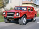 Lamborghini LM002 1990–92 wallpapers