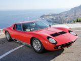 Images of Lamborghini Miura P400 S 1969–71