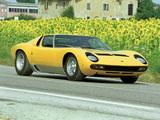Images of Lamborghini Miura P400 SV 1971–72