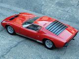 Lamborghini Miura P400 1966–69 images