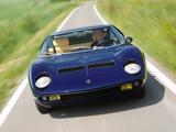 Lamborghini Miura P400 1966–69 photos