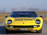 Lamborghini Miura P400 1966–69 wallpapers