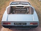 Lamborghini Miura Roadster 1968 images