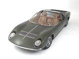 Lamborghini Miura Roadster 1968 pictures